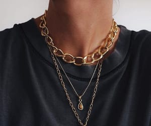 accessories, fashion, and necklace image
