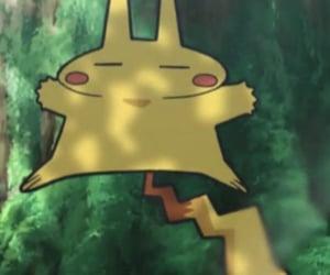 funny, pikachu, and pikachu meme image