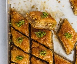 baklava, delicious, and tasty image