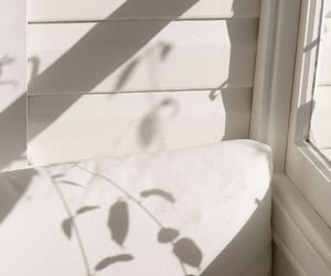 white, interior, and light image