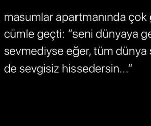 alıntı, türkçe sözler, and masumlar apartmanı image