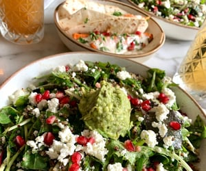 delicious, feta, and food image