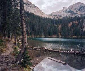 empty, landscape, and north america image