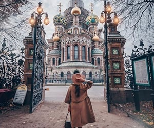 architecture, cathedral, and russia image