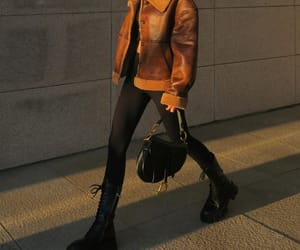 ankle boots, blogger, and dior image