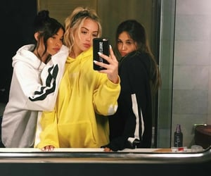 friendship, madison beer, and friends image