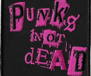 aesthetic, pink, and punk image
