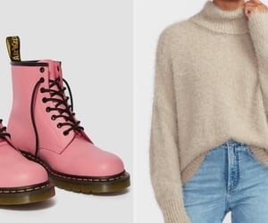 alternative, boots, and outfit image