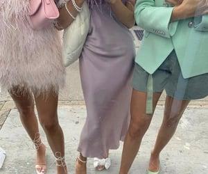 fashion, girls, and pastel image