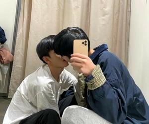 bl, gay, and korean image