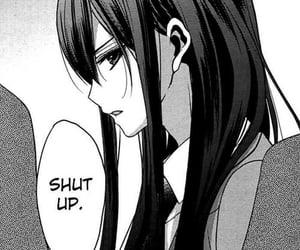 manga, anime, and shut up image