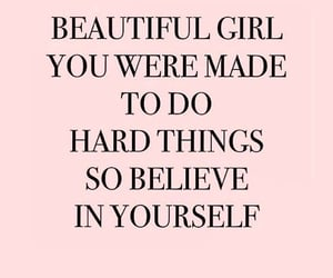 confidence, strong, and girls image