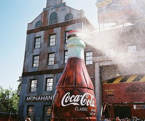 amazing, photography, and coca cola image