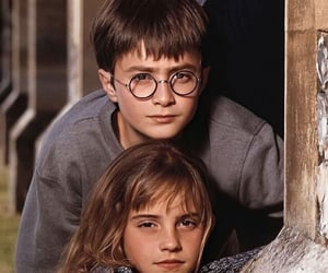 cinema, harry potter, and hermione image