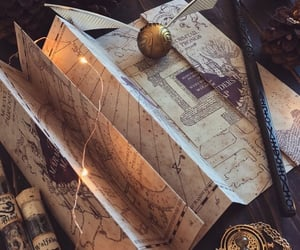 film, harry potter, and hogwarts image