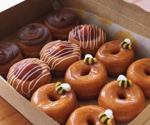 donuts, food, and aesthetics image