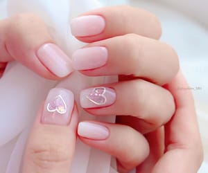 beauty, girly, and hands image