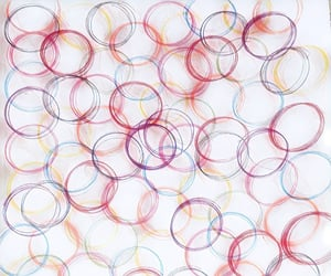 abstract, circles, and Collage image