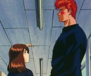 slam dunk, anime, and sakuragi image