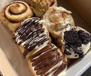 chocolate, donuts, and oreo image