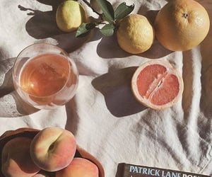 fruit, aesthetic, and peach image