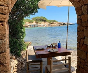 bistro, luxury, and vacation image