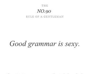 boy, girl, and grammar image