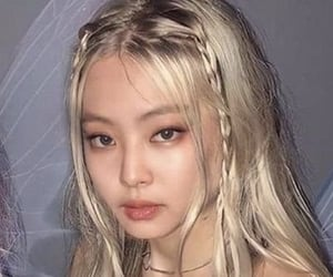 asian, blackpink, and girls image