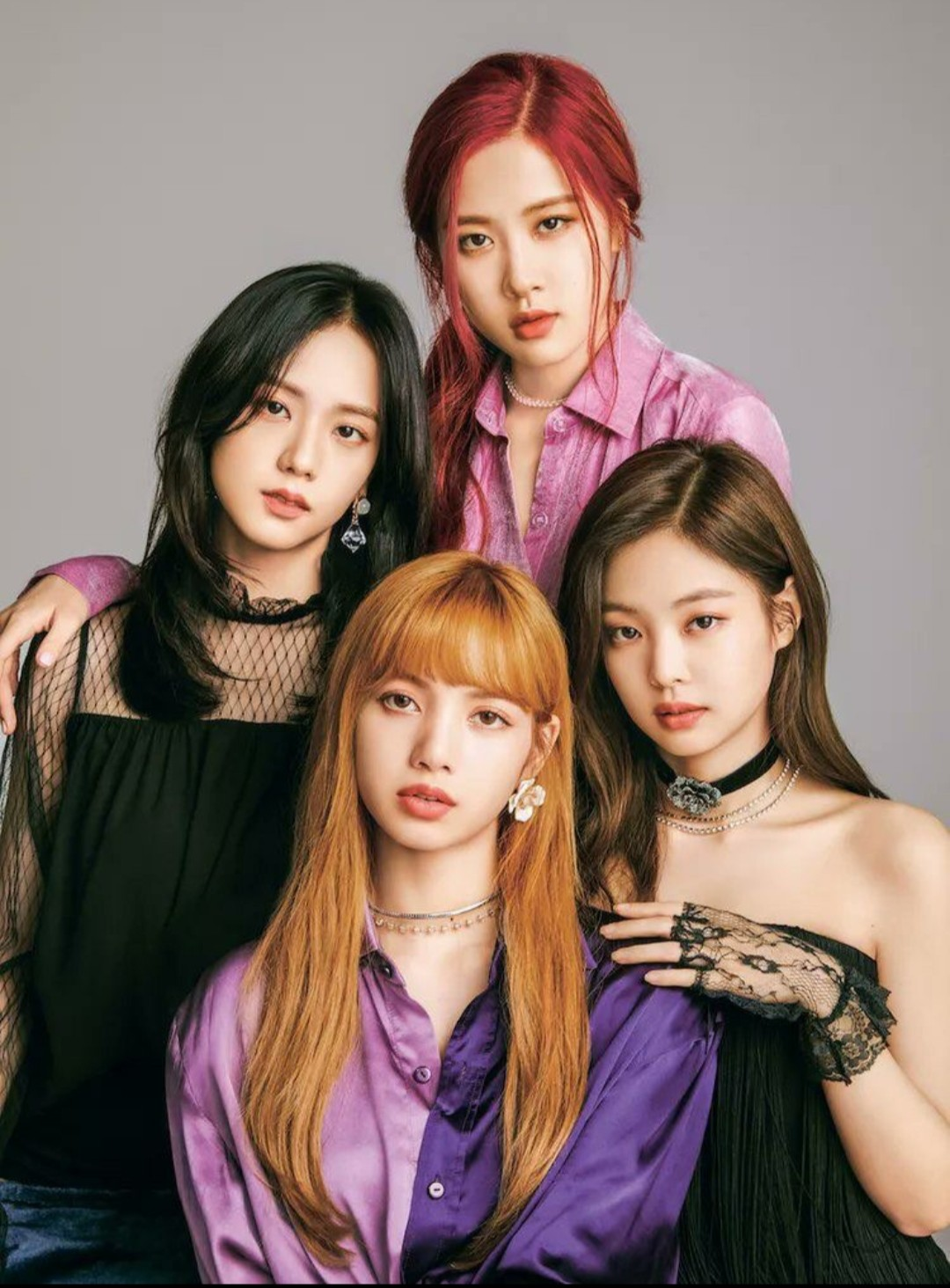 photoshoot, blackpink, and band image