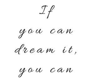 disney, Dream, and goals image