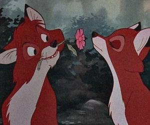 fox, cartoon, and disney image