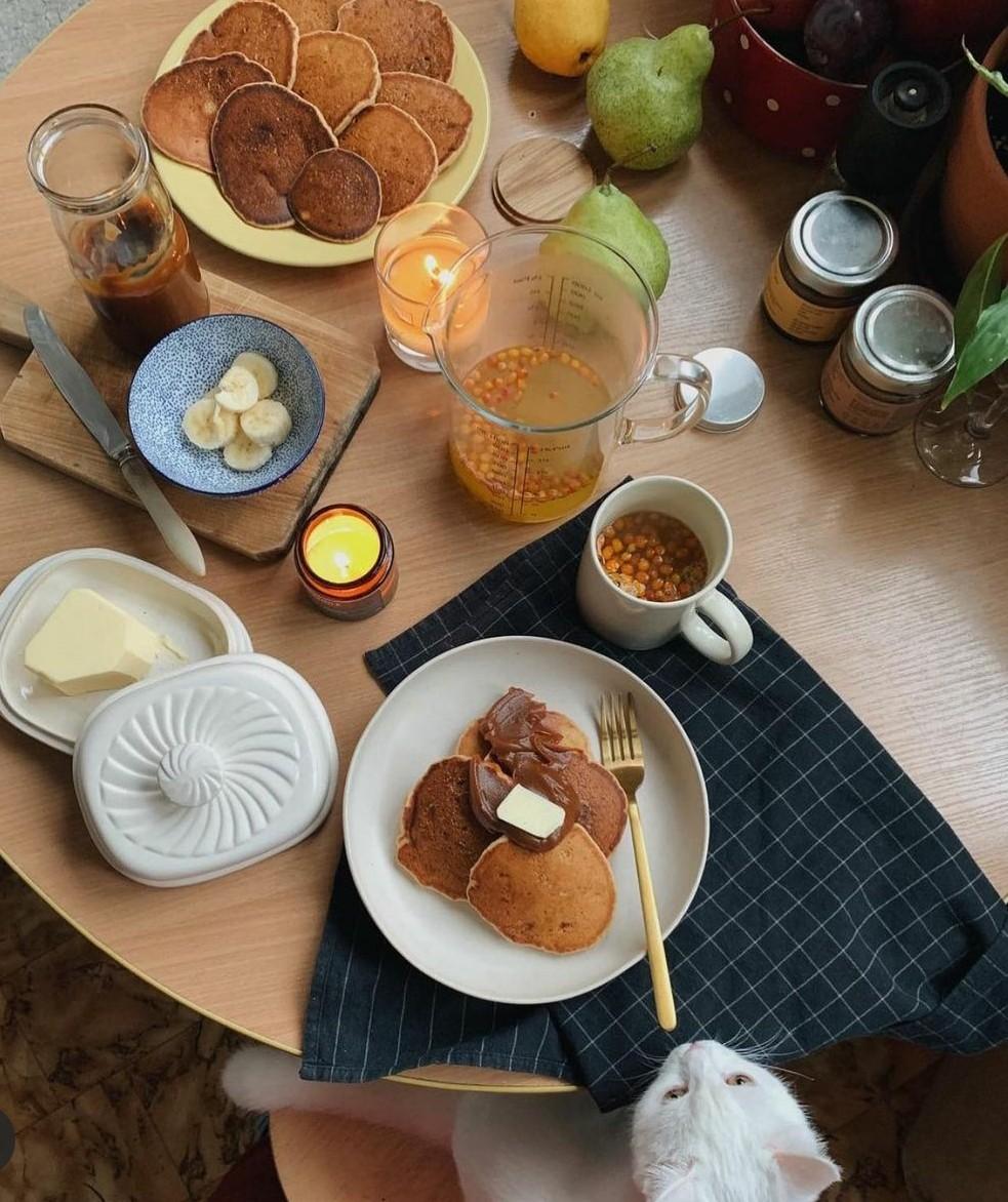breakfast, food, and foods image