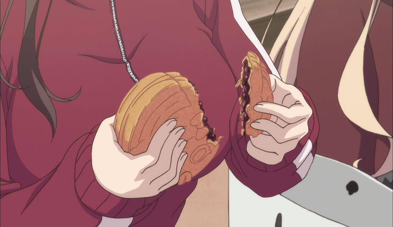 anime food, anime gif, and anime image
