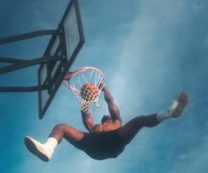 90s, Basketball, and man image
