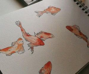 art and fish image
