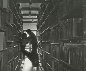 love, book, and couple image