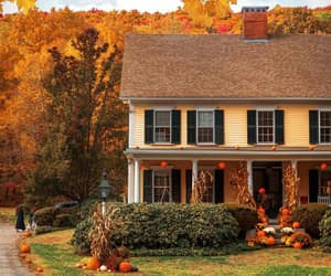 autumn and home image