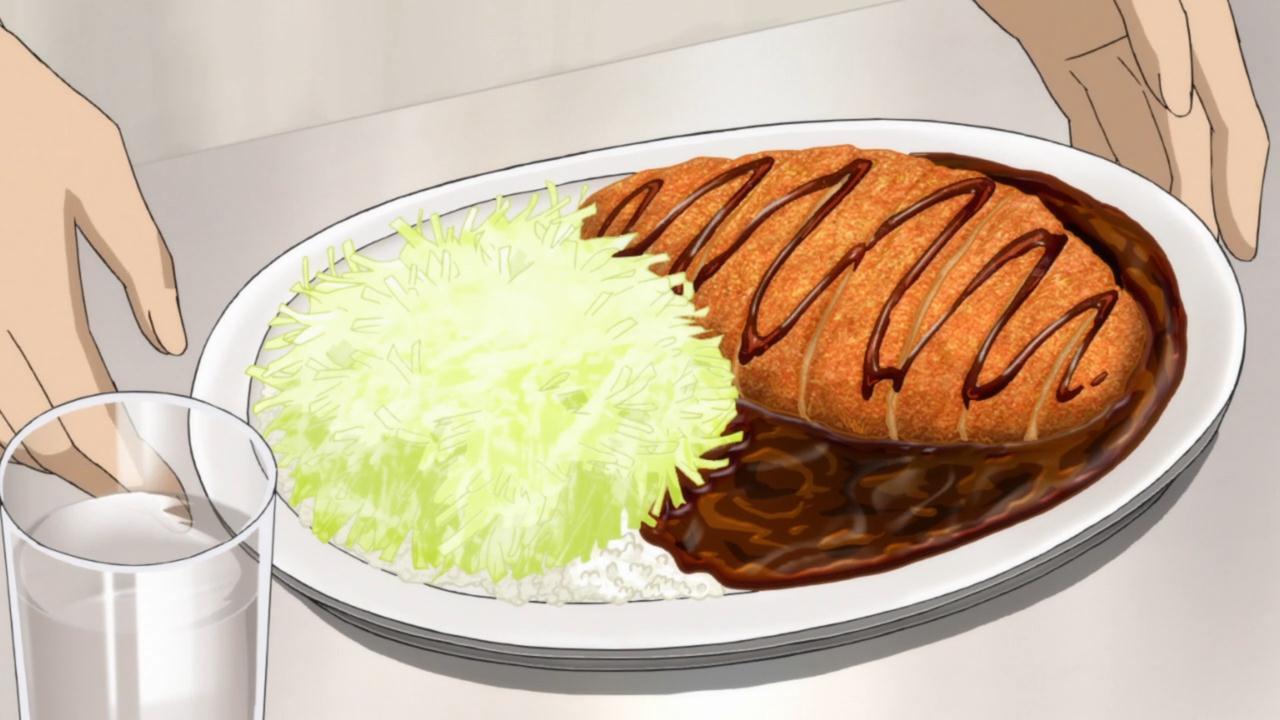 anime, food gif, and anime food image