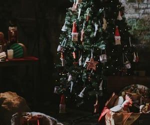 christmas, christmas decoration, and christmas decorations image
