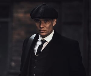 cillian murphy, tommy shelby, and period drama costume image
