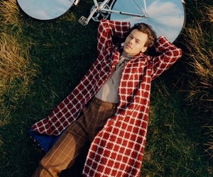 Harry Styles, vogue, and one direction image