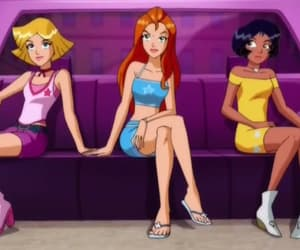 totally spies, aesthetic, and pfp image