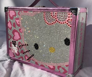 2000s, bag, and crystals image