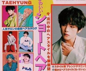 magazine, kpop, and print image