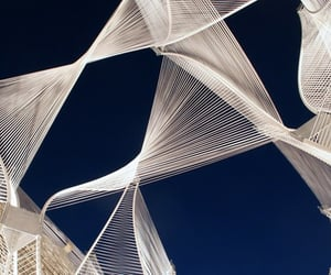 architecture, geometry, and string image
