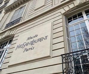 aesthetic, Yves Saint Laurent, and paris image