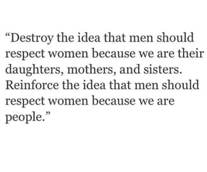 woman, quotes, and men image