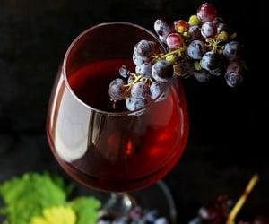 fruta, inspiracion, and vino image