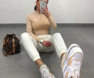 fashion, sneakers, and beauty beautiful love image