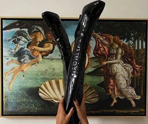 art, Prada, and shoes image